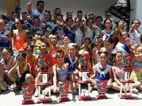 Competencias regionales de baile