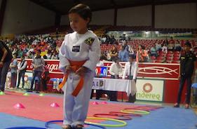 Copa Estudiantil LIDEIP Taekwondo